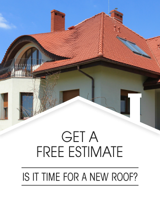 Get a free estimate - Is it time for a new roof?