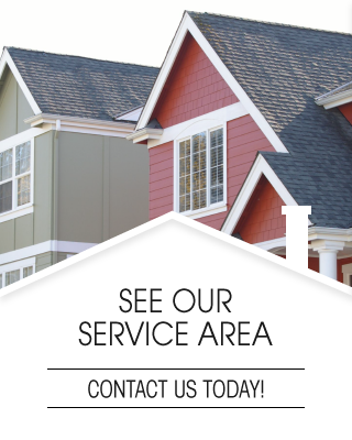 See our service area - Contact us today!